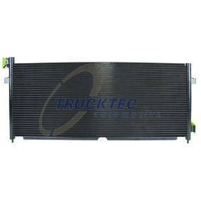 TRUCKTEC AUTOMOTIVE Kondensor, klimatanläggning 03.59.012 - köp med 15% rabatt