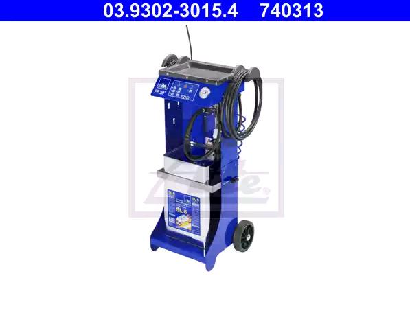 03.9302-3015.4 ATE Fyll- / ventilasjonsapparat, bremsehydraulikk – kjøp på nettet