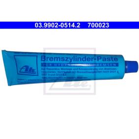 700023 ATE Vikt: 180g Bromscylinderpasta, broms / koppling 03.9902-0514.2 köp lågt pris