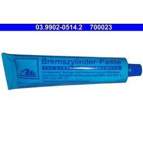 03990205142 Bromscylinderpasta, broms / koppling ATE 03.9902-0514.2 Stor urvalssektion — enorma rabatter