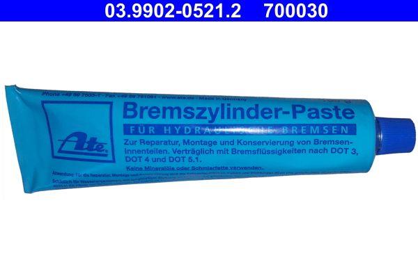 03990205212 Pasta, stabdžiai / sankabos hidraulikos dalys ATE 03.9902-0521.2 Platus pasirinkimas — didelės nuolaidos