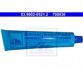 03990205212 Bromscylinderpasta, broms / koppling ATE 03.9902-0521.2 Stor urvalssektion — enorma rabatter