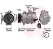 Klimakompressor 0300K344 — aktuelle Top OE 4B0 260 805H Ersatzteile-Angebote