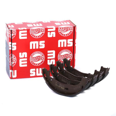 MASTER-SPORT: Original Bremsbackensatz für Trommelbremse 03013702482-SET-MS (Breite: 25mm)