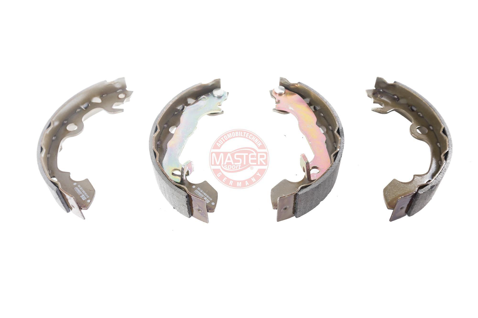 Original FORD Bremsbackensatz für Trommelbremse 03013703562-SET-MS