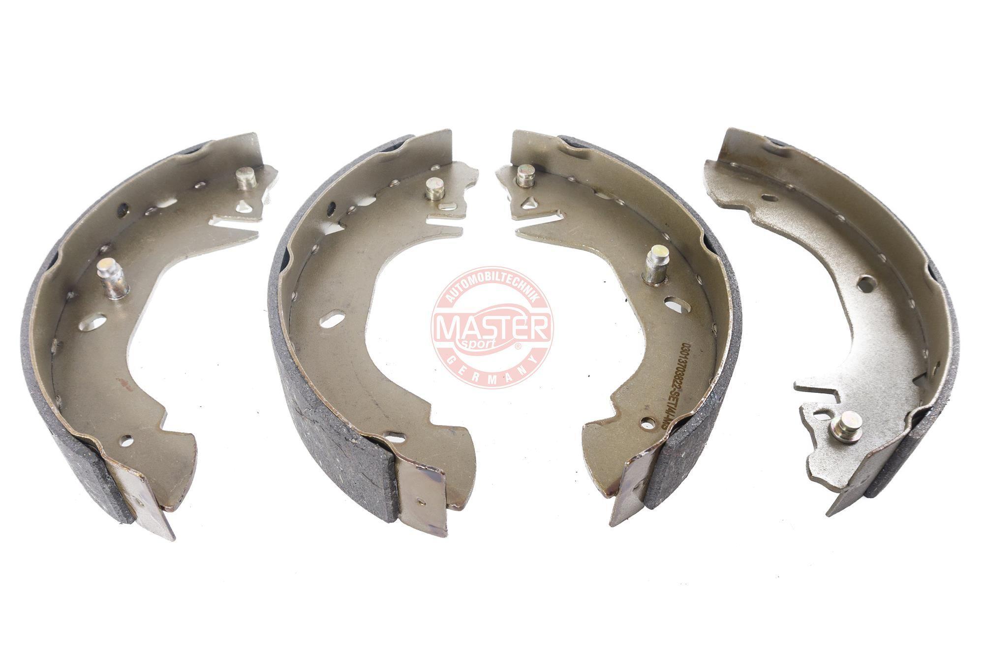 Original TALBOT Bremsbacken für Trommelbremse 03013703822-SET-MS