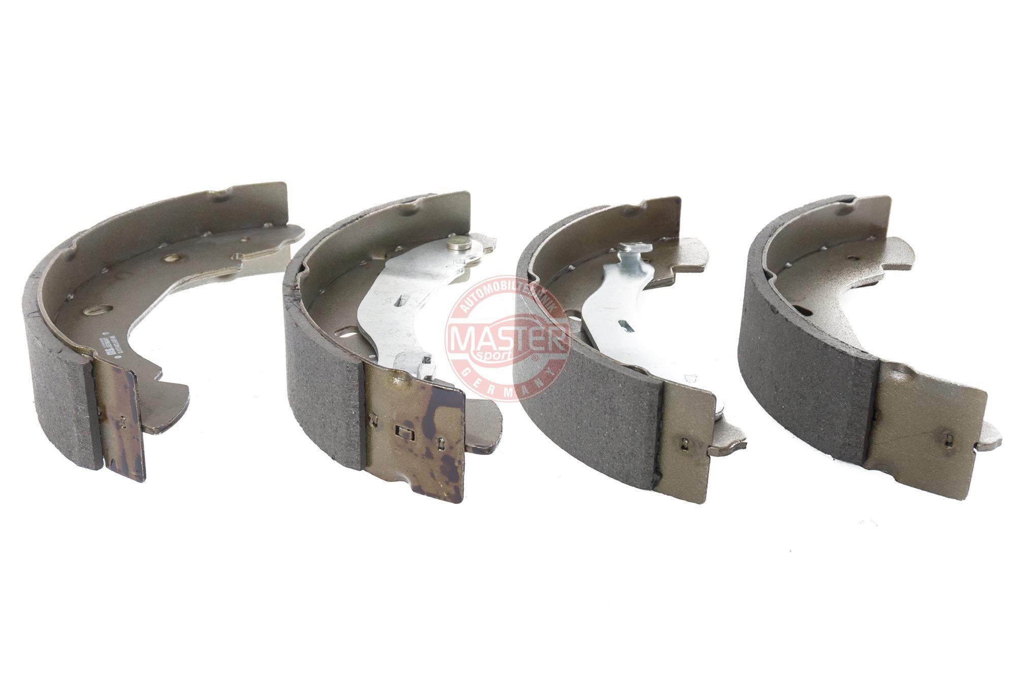 Original FORD Bremsklötze für Trommelbremse 03013704272-SET-MS