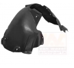 Wheel arch cover 0307433 with an exceptional VAN WEZEL price-performance ratio