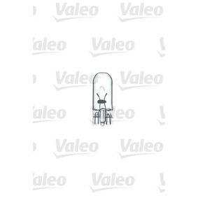 032211 Glühlampe, Blinkleuchte VALEO Test