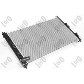 033-017-0024-B ABAKUS Aluminium, Kunststoff, für Schaltgetriebe Netzmaße: 700x408x16 Kühler, Motorkühlung 033-017-0024-B günstig kaufen