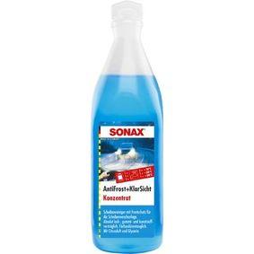 Frostskyddsmedel, vindrutespolning, etc. 03321000 som är helt SONAX otroligt kostnadseffektivt