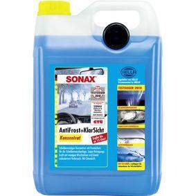 332505 SONAX AntiFrost&KlarSicht Konzentrat Inhalt: 5000ml Frostschutz, Scheibenreinigungsanlage 03325050 günstig kaufen