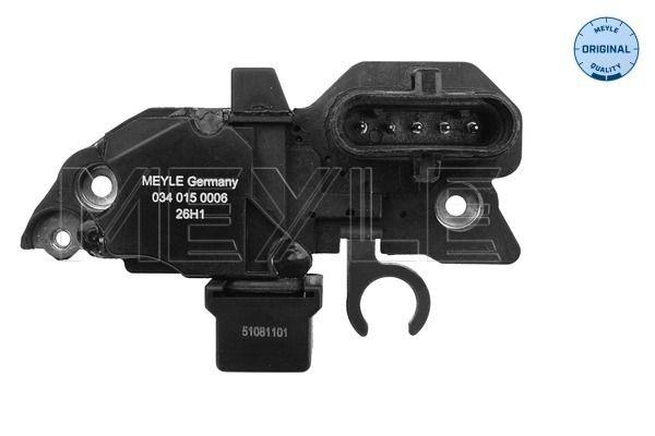 Original AUDI Lichtmaschinenregler 034 015 0006