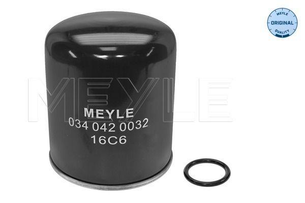 MEYLE Wkład osuszacza powietrza, instalacja pneumatyczna do SCANIA - numer produktu: 034 042 0032