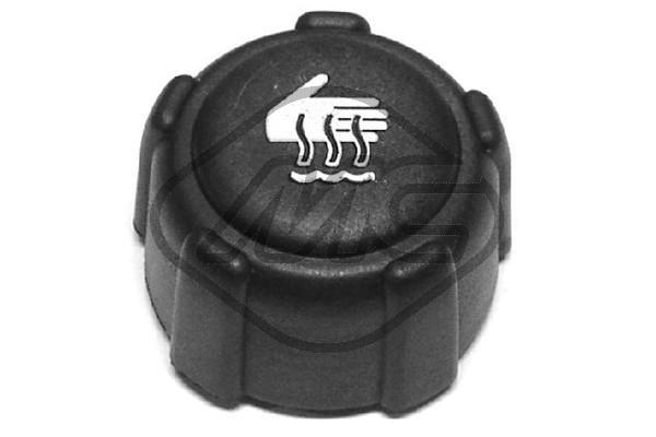 Metalcaucho: Original Deckel Kühlmittelbehälter 03563 ()