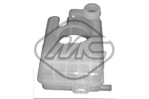 Kühler Ausgleichsbehälter Metalcaucho 03564
