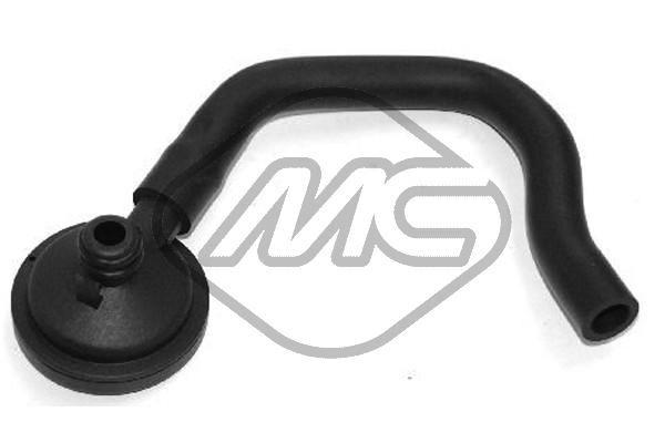 Metalcaucho: Original Kurbelwellenentlüftung 03680 ()