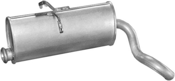 Original MINI Endschalldämpfer 04.136