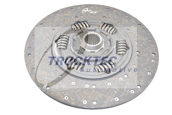 TRUCKTEC AUTOMOTIVE Tarcza sprzęgła do SCANIA - numer produktu: 04.23.041
