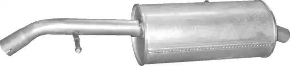 Original Endschalldämpfer 04.335 Citroen