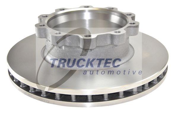 04.35.080 TRUCKTEC AUTOMOTIVE Bremsscheibe für SCANIA billiger kaufen