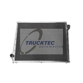 Kühler, Motorkühlung TRUCKTEC AUTOMOTIVE 04.40.121 mit 15% Rabatt kaufen