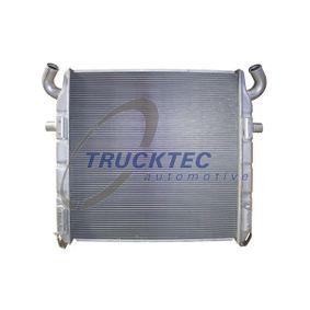 Kühler, Motorkühlung TRUCKTEC AUTOMOTIVE 04.40.125 mit 15% Rabatt kaufen