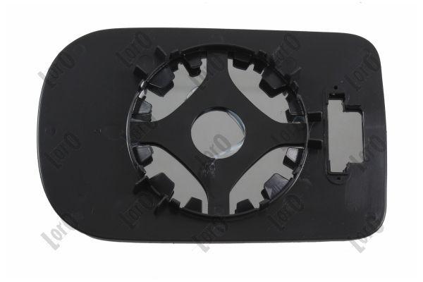 Spiegelglas Außenspiegel ABAKUS 0416G01