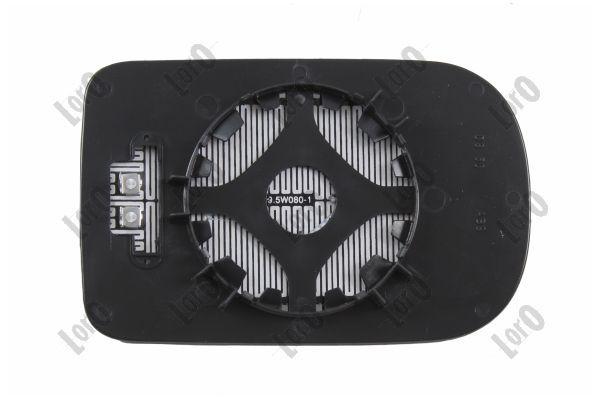 Vetro specchio 0416G07 ABAKUS — Solo ricambi nuovi