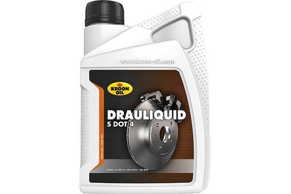 KROON OIL DRAULIQUID-S, DOT 4 Bromsvätska 1l 04206 SUZUKI