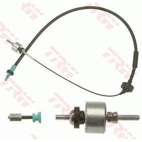 Achetez et remplacez Tirette à câble, commande d'embrayage GCC109