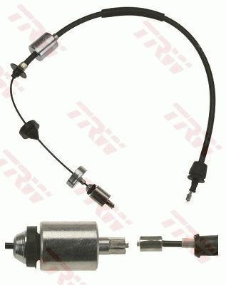 GCC110 TRW Länge: 960mm Seilzug, Kupplungsbetätigung GCC110 günstig kaufen