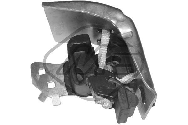 Halter, Abgasanlage Metalcaucho 04711