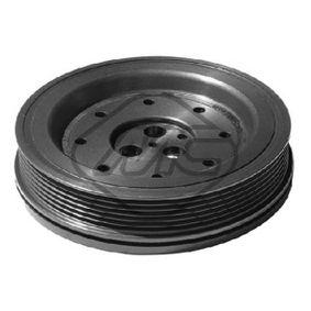04816 Metalcaucho Ø: 164mm, Rippenanzahl: 6 Riemenscheibe, Kurbelwelle 04816 günstig kaufen