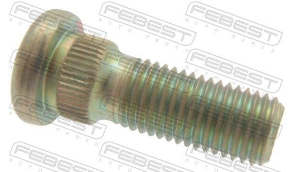 OE Original Radschrauben und Radmuttern 0484-003 FEBEST