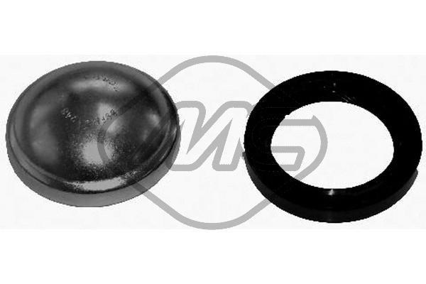 04849 Metalcaucho Hinterachse beidseitig Wellendichtring, Radnabe 04849 günstig kaufen