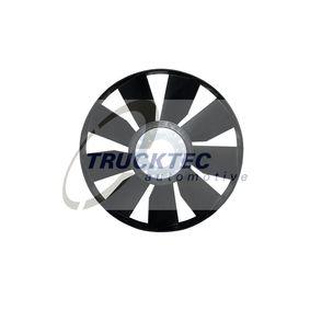 Lüfterrad, Motorkühlung TRUCKTEC AUTOMOTIVE 05.19.058 mit 15% Rabatt kaufen