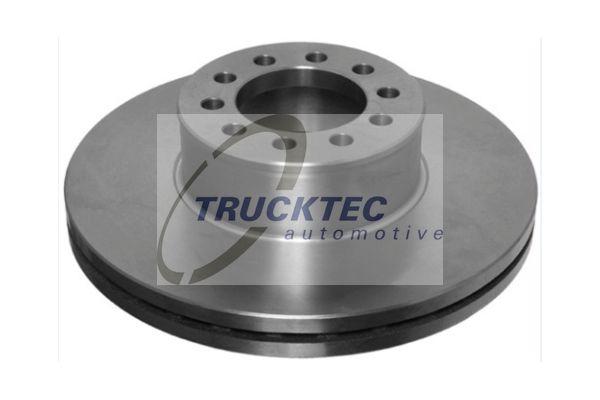 TRUCKTEC AUTOMOTIVE Bremsscheibe für MAN - Artikelnummer: 05.35.035
