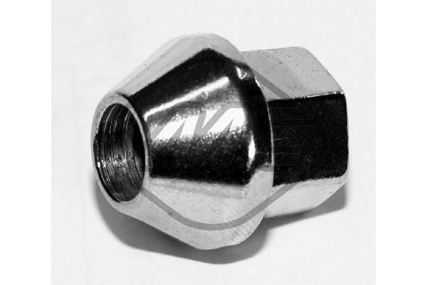 Låsbara hjulbultar 05291 Metalcaucho — bara nya delar