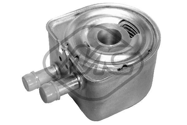 Metalcaucho Chłodnica oleju, olej silnikowy 05401