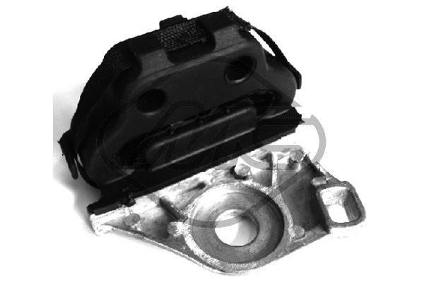 Halter, Abgasanlage Metalcaucho 05580