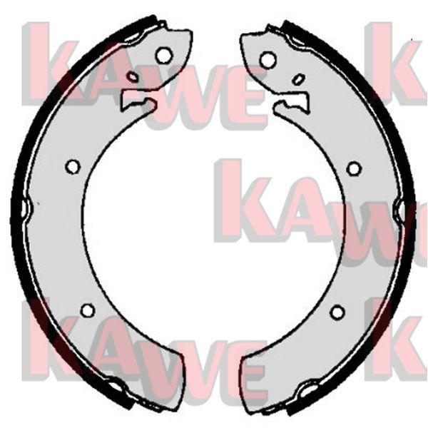 LKW Bremsbackensatz KAWE 06070 kaufen