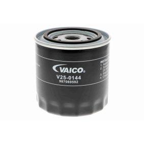 Olejový filter V25-0144 OPEL ADMIRAL v zľave – kupujte hneď!