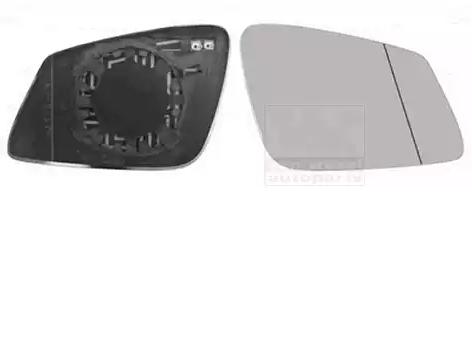 BMW 6er 2014 Außenspiegelglas - Original VAN WEZEL 0617838
