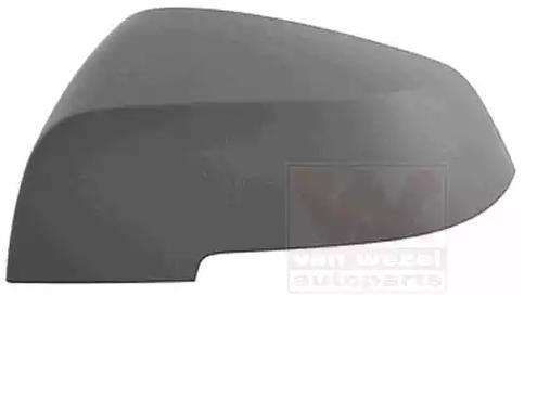 BMW 1 Series 2021 Wing mirror covers VAN WEZEL 0633843: Left, Primed