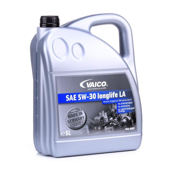 Olio motore VAICO V60-0083 Recensioni