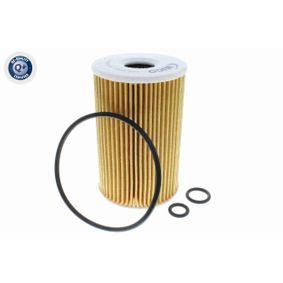 Achat de V10-8553 VAICO Cartouche filtrante, Q+, Première Monte Ø: 65mm, Hauteur: 101mm Filtre à huile V10-8553 pas chères