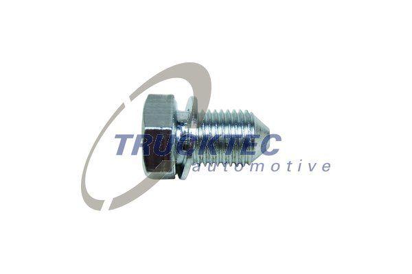TRUCKTEC AUTOMOTIVE Verschlussschraube, Ölwanne 07.10.049