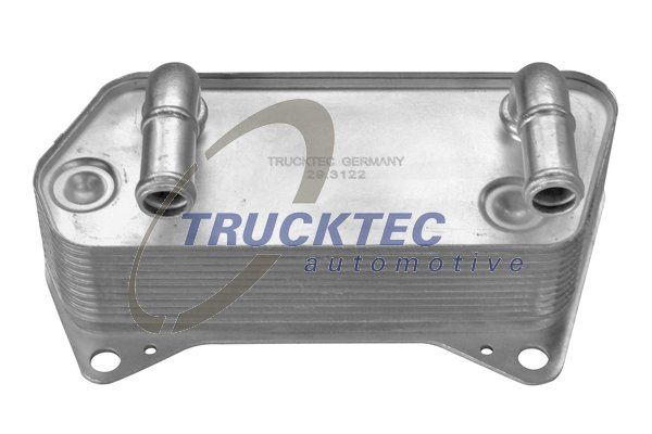 TRUCKTEC AUTOMOTIVE Ölkühler, Automatikgetriebe 07.18.031