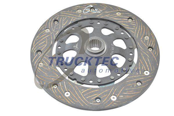 TRUCKTEC AUTOMOTIVE: Original Kupplungsscheibe 07.23.113 ()